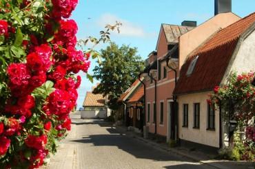 Sjarmernende Gotland Avgang: 4. August 2019